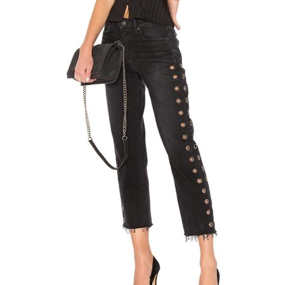 GRLFRND Denim - GRLFRND Revolve Helena Lady Bird Jeans Size 26